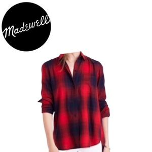 Madewell Classic Button Down Flannel